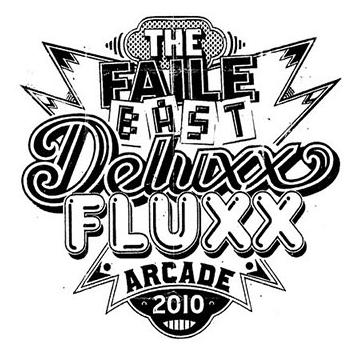 Imagem do Curatedmag: The Faile Bast Deluxx Fluxx Arcade at Lazarides, London